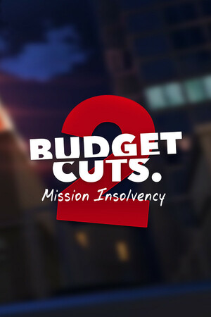 Cover for Budget Cuts 2: Mission Insolvency.