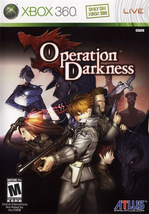 Cover for Operation Darkness.