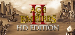Cover for Age of Empires II: HD Edition.