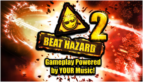 Cover for Beat Hazard 2.