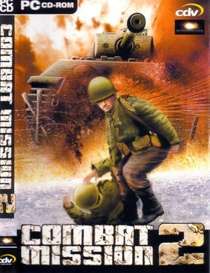 Cover for Combat Mission II: Barbarossa to Berlin.