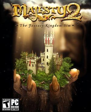 Cover for Majesty 2: The Fantasy Kingdom Sim.