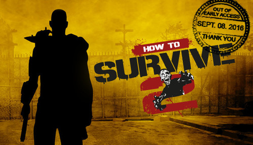 Cover for How to Survive 2.