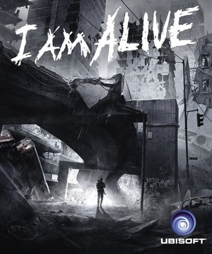 Cover for I Am Alive.