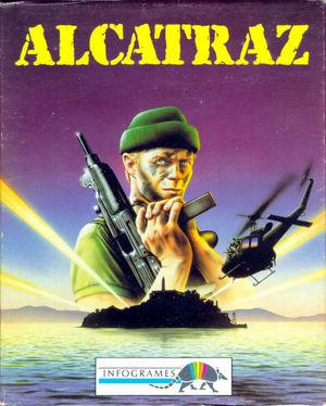 Cover for Alcatraz.