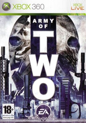 Cover for Army of Two.