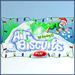 Cover for Elf Bowling 6: Air Biscuits.