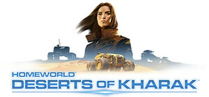 Cover for Homeworld: Deserts of Kharak.
