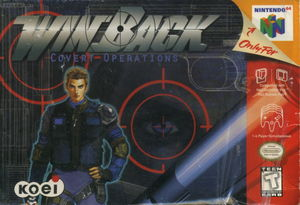 Cover for WinBack.