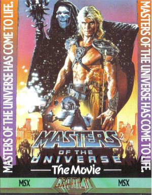 Cover for Masters of the Universe: The Movie.