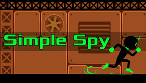 Cover for Simple Spy.