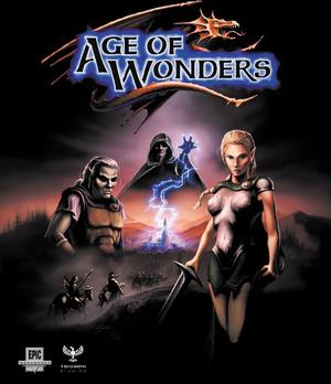 Cover for Age of Wonders.