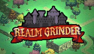 Cover for Realm Grinder.