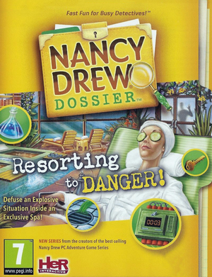 Cover for Resorting to Danger.