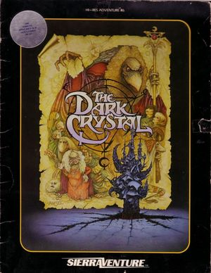 Cover for The Dark Crystal.
