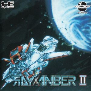 Cover for Rayxanber II.