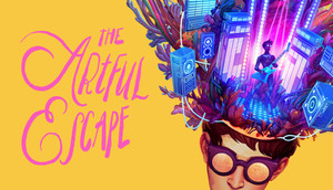 Cover for The Artful Escape.