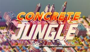 Cover for Concrete Jungle.
