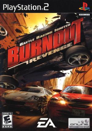 Cover for Burnout Revenge.