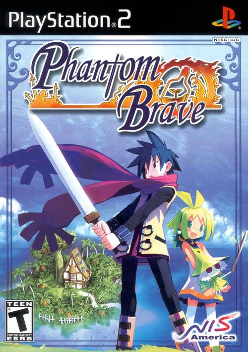 Cover for Phantom Brave.