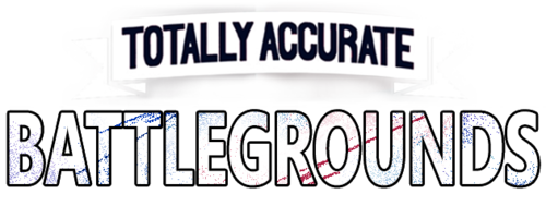 Cover for Totally Accurate Battlegrounds.
