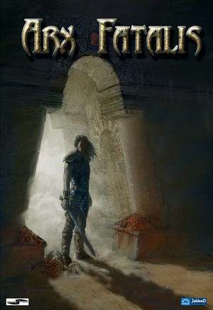 Cover for Arx Fatalis.