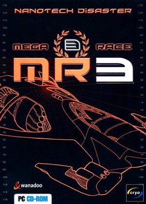 Cover for MegaRace 3.