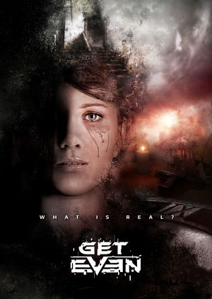 Cover for Get Even.