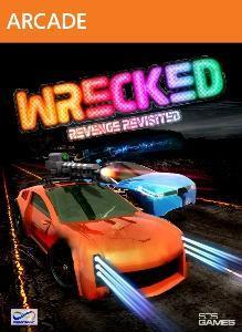 Cover for Wrecked: Revenge Revisited.