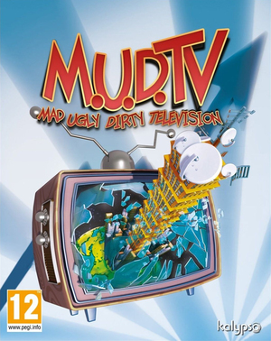 Cover for M.U.D. TV.