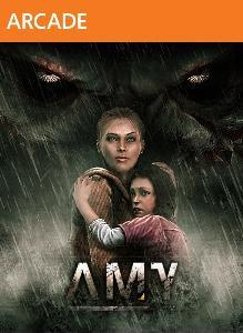 Cover for AMY.