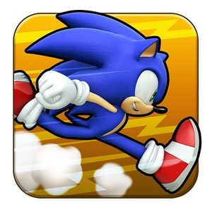 Cover for Sonic Runners.