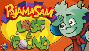 Cover for Pajama Sam's Lost & Found.