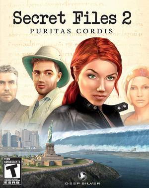 Cover for Secret Files 2: Puritas Cordis.