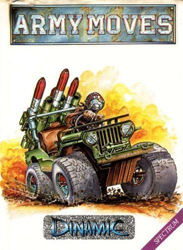 Cover for Army Moves.
