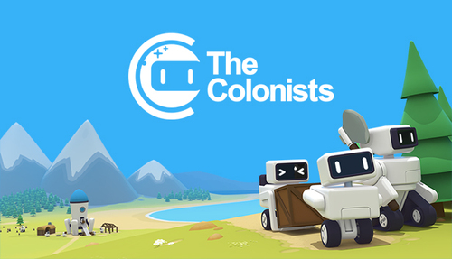 Cover for The Colonists.