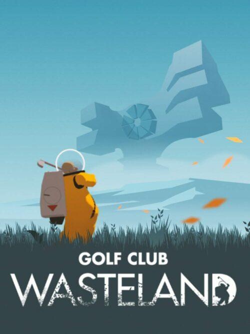 Cover for Golf Club: Wasteland.