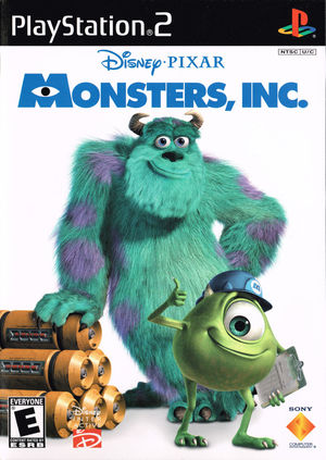 Cover for Monsters, Inc..