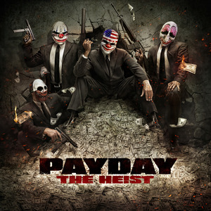 Cover for Payday: The Heist.