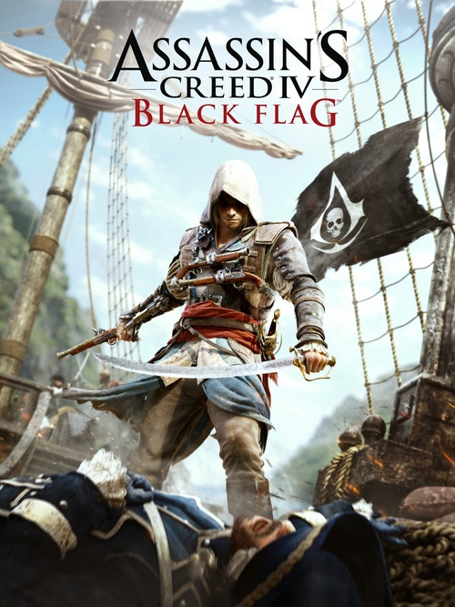 Cover for Assassin's Creed IV: Black Flag.