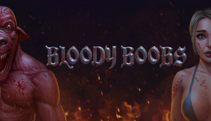 Cover for Bloody Boobs.