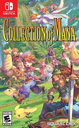 Cover for Collection of Mana.