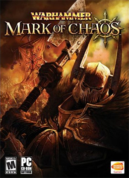 Cover for Warhammer: Mark of Chaos.