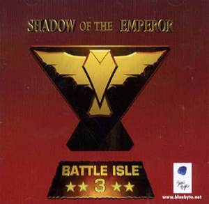Cover for Battle Isle 2220: Shadow of the Emperor.
