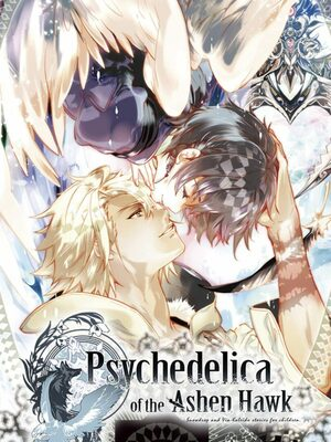 Cover for Psychedelica of the Ashen Hawk.