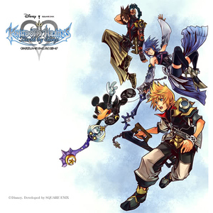 Cover for Kingdom Hearts Birth by Sleep.