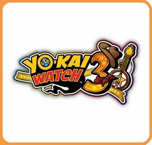 Cover for Yo-Kai Watch 3.