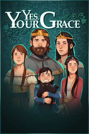 Cover for Yes, Your Grace.