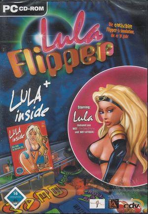 Cover for Lula Flipper.