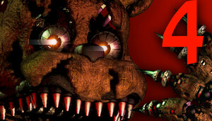 Cover for Five Nights at Freddy's 4.